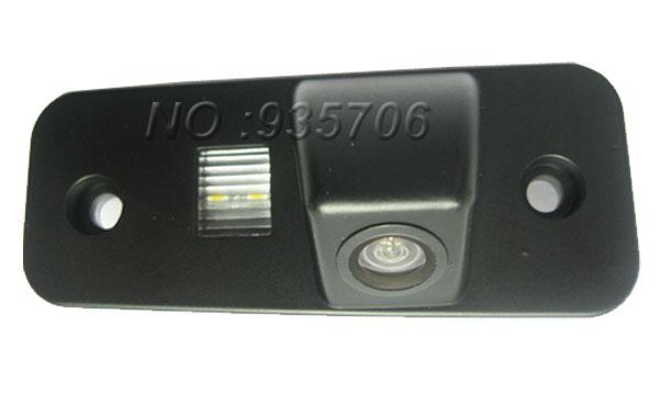 Mirror view CCD rear view camera for Hyundai Santa Fe/Azera car camera parking Assistance system back rear view camera(China (Mainland))
