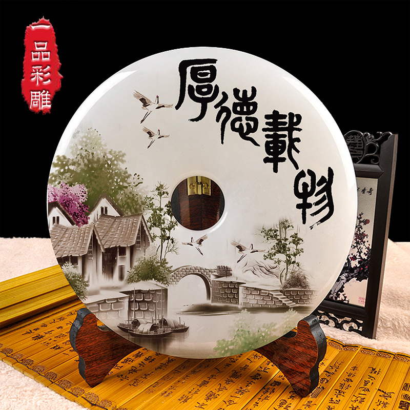 Send their elders give teachers gifts creative gifts crafts ornaments Chinese shelf Home Furnishing living room decor(China (Mainland))
