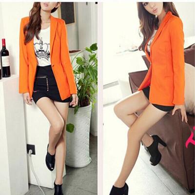 Женский пиджак Women Blazers 2043 * 2015 feminino xs/xxl blazer feminino 2043