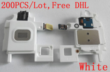 (611SSi8190W200DHL)(200PCS/Lot by DHL)100% Quality A-Plus for Samsung Galaxy S3 Mini i8190 Ringer Loud Speaker Buzzer White