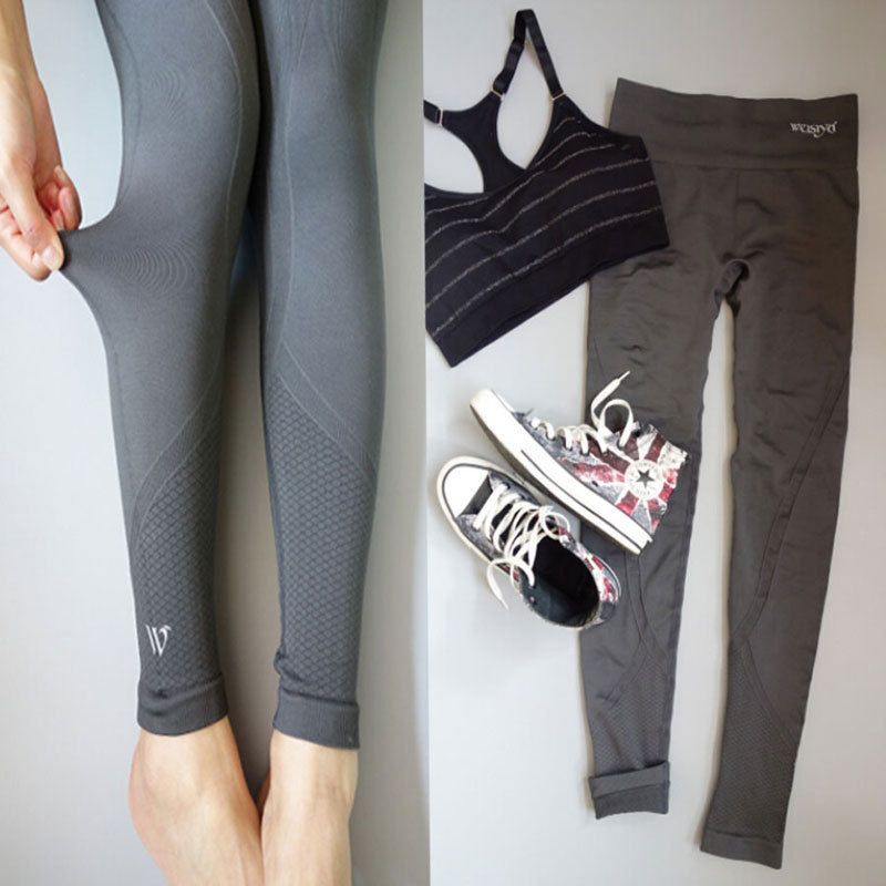 Leg Stretches Stretched Sports Leggings