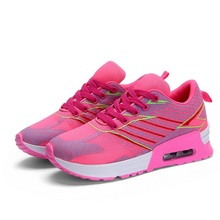 Running Shoes Women Outdoor Walking Shoes Female 2016 New Breathable Damping Women Sneakers Hot Selling #B2544