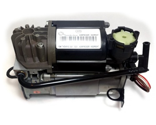 free shipping For MERCEDES Benz car AIR ride SUSPENSION COMPRESSOR pump for e Class E-Class 2002-2009 E55 AMG & E63 AMG(China (Mainland))