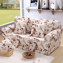 Free shipping Sofa Slipcover 1/2/3/4-Seat Sofa Cover Single/Two/Three/Four-seater stretch sofa cover Tightly wrap 1-Piece
