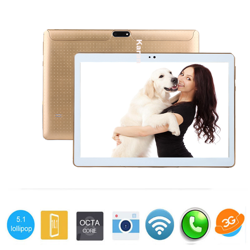 Tablet 3G Calling Phone Handset Tablet Andorid 5.1 Tablet 10.1 inch 4 + 32GB ROM Tablet Dual Camera 5.0MP 1280*800 IPS Screen(China (Mainland))