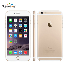 Buy Original Apple iPhone 6 Factory Unlocked IOS Smartphones 4.7 inch Touch Sreen Dual Core LTE WIFI Bluetooth 8.0MP Camera for $259.99 in AliExpress store