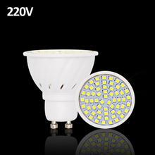 Lampada LED Lamp GU10 220V Luz De 2835 Aluminum Plate Ampoule LED Bulb E27 Spot Lamparas Bombillas LED Light Bulb Spotlight MR16(China (Mainland))