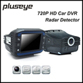 720P Car DVR Radar Detector 2 0 Inch Dash Cam Multifunctional Car Camera Recorder Video Registrator