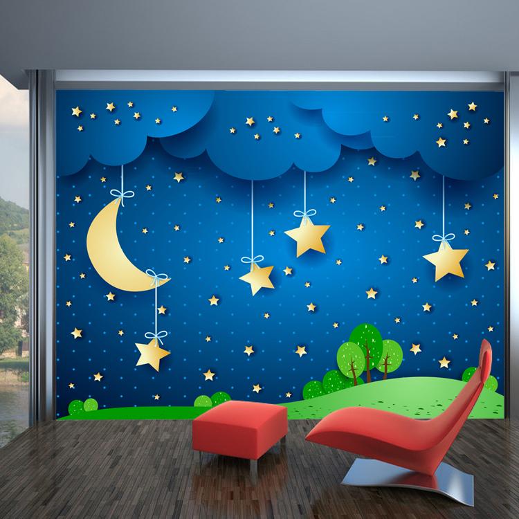wandbild blau schlafzimmer ~ verschiedenes interessantes design,