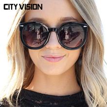 2016 Oval Óculos De Sol Das Mulheres Clássico Da Moda Óculos Femininos Óculos de sol oculos de sol Shades Marca luneta de soleil femme originais Ao Ar Livre
