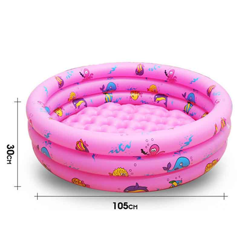 Plastic Kids Baby Child Swimming Pools piscina Round Inflatable Pool zwembad piscine gonflable(China (Mainland))