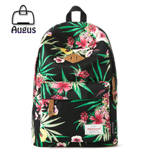 Women and man backpack high quality printing laptop backpack school bags for teenagers camping travel bags hiking backpacks girl(China (Mainland))