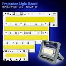 Buy Led COB Light AC 220V Integrated Light Lamp 30W 50W 70W 100W 150W Smart IC Drive White /Warm White IP65 Floodlight DIY Bulb for $5.18 in AliExpress store