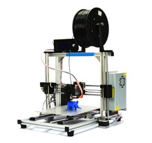 Autoleveling Max Printing 270 210 200mm Reprap Prusa i3 3D Printer DIY KIT with PLA filament