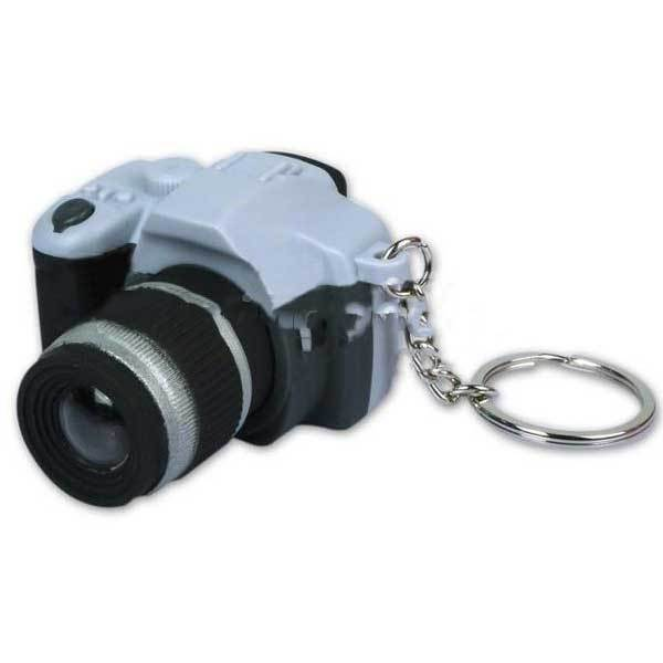 BitSeller Cheap DSLR Camera LED Key Chain With Flashigh Function Color Optional(China (Mainland))