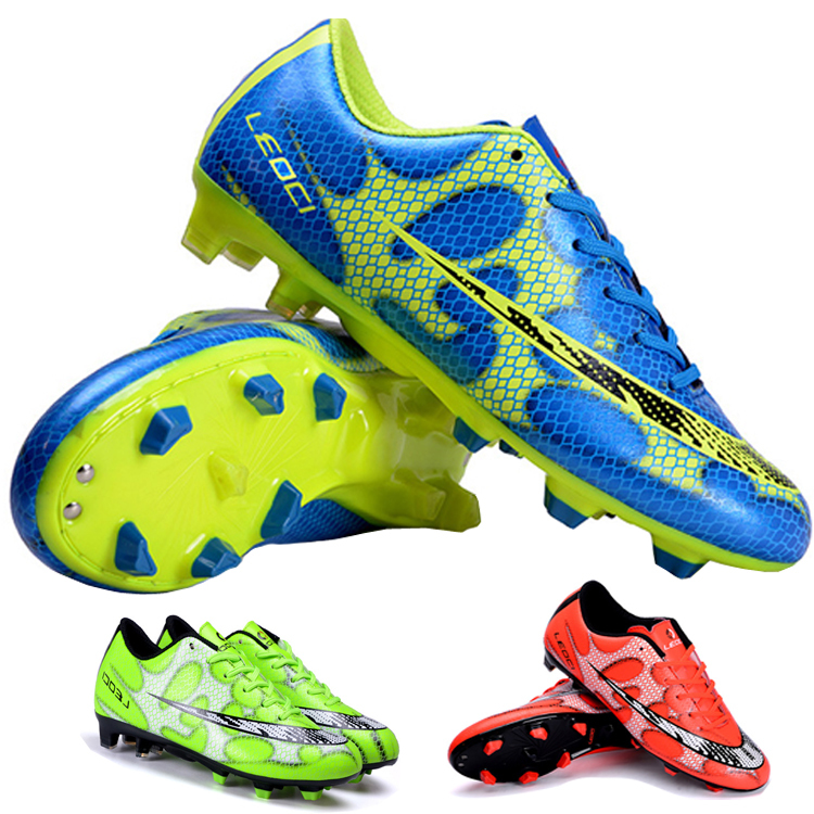 leoci superfly shoes soccer cleats football turf shoes