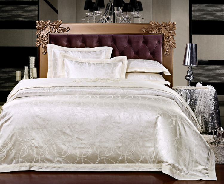 White Silk Sheets Covers Silk Sheet White