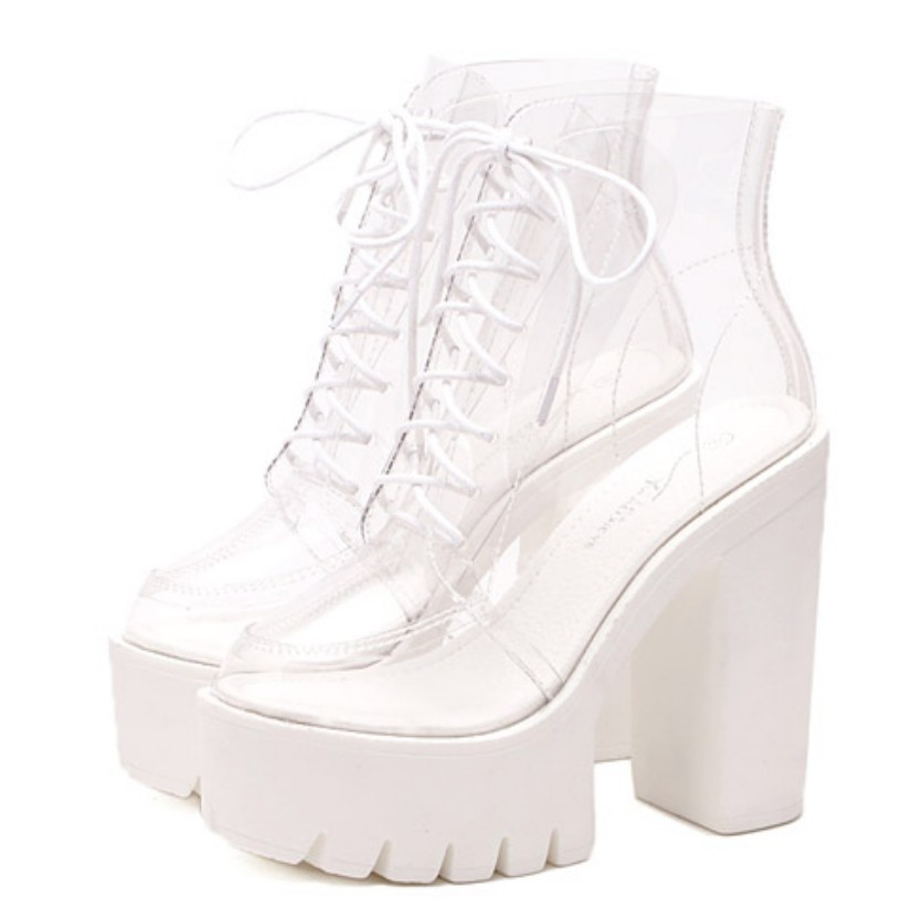 High Quality Clear Platform Shoes-Buy Cheap Clear Platform Shoes ...