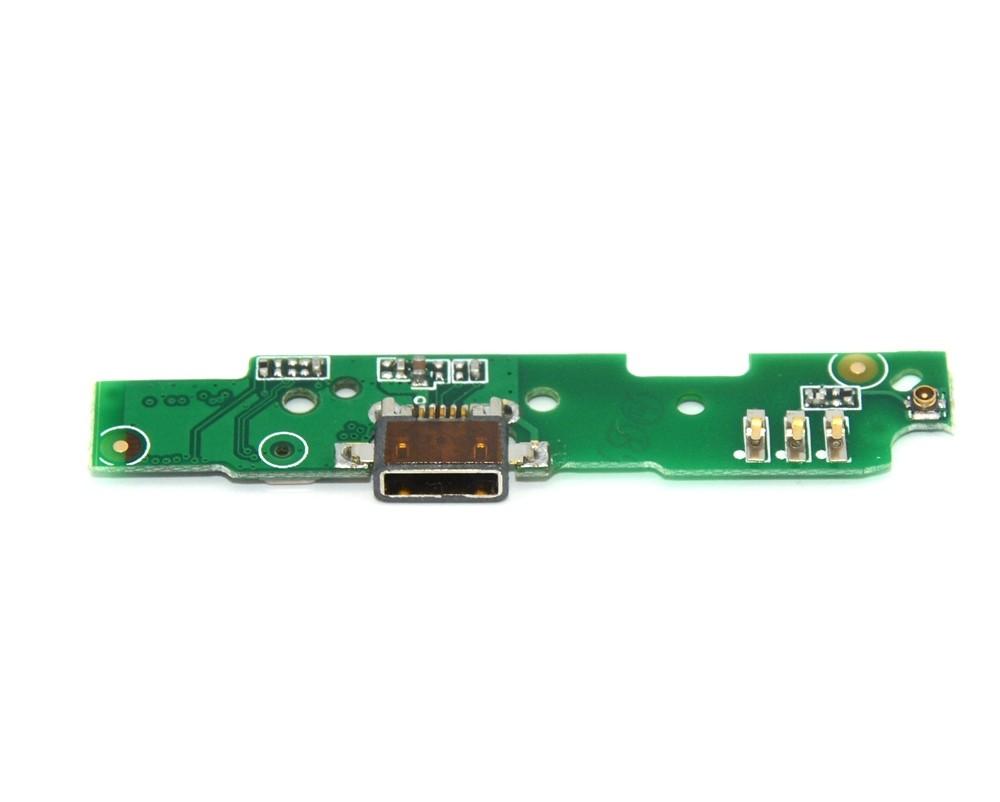 100% Original USB Charging Port Flex Cable For Xiaomi Hongmi Redmi 1S Dock Connector Microphone Mic Flex Cable Replacement Parts