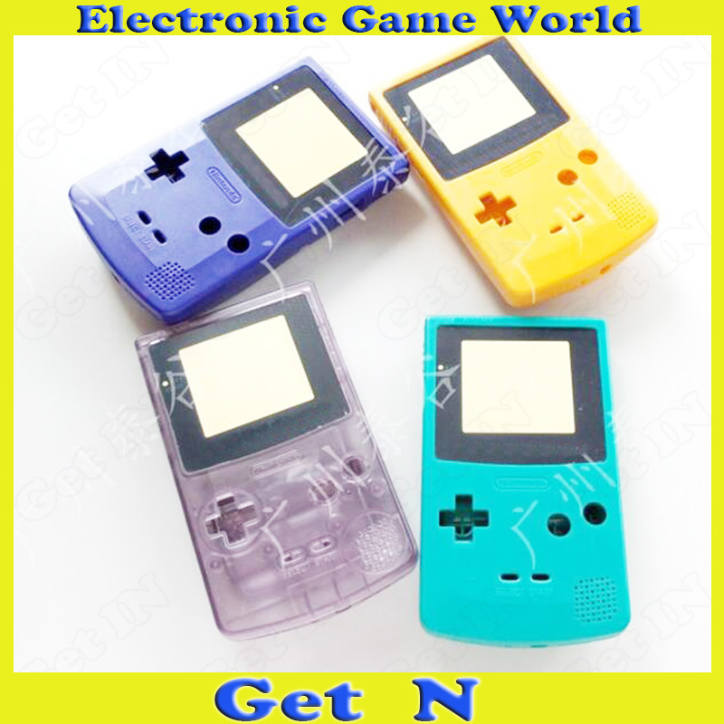 20pcs Full sets Housing Shell Parts Case Cover Replacement for GameBoy Color Game Console<br><br>Aliexpress