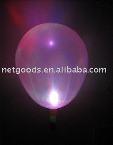 Free shipping  LED lighting balloon,flashing balloon,advertising balloon Christmas items wholesale and retail