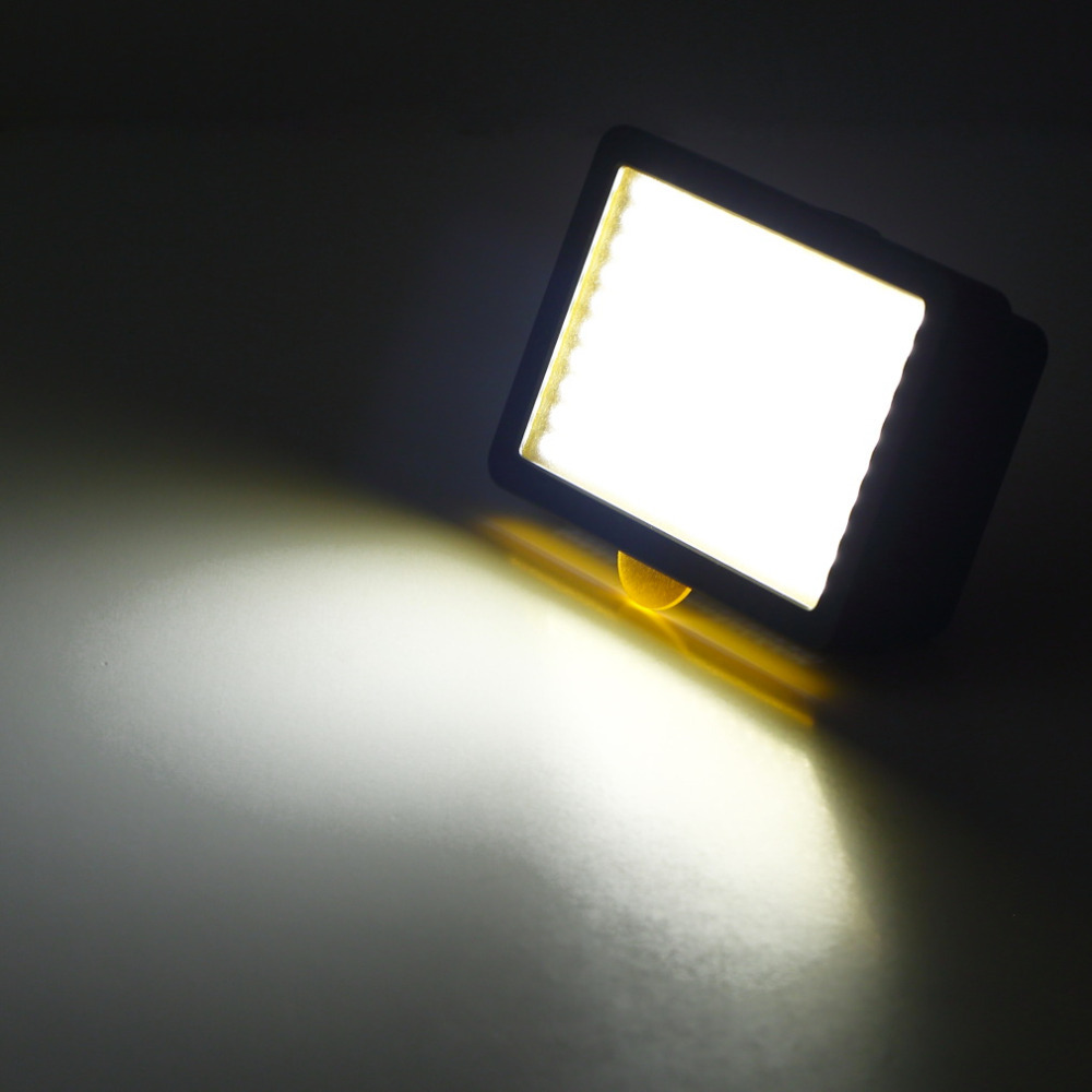 1 pcs New led video camera Light Lamp DV WanSen W160 studio video light For CANON for NIKON JVC 7.5V 12W Brand New(China (Mainland))