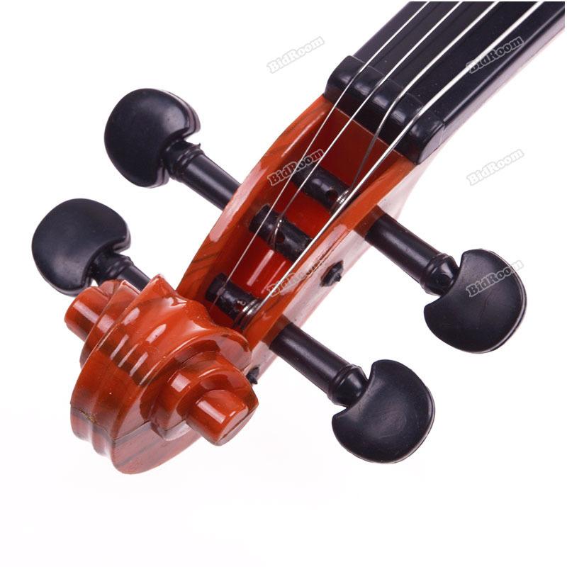 minisale Fashionable! Children Kids Beginners Instrument Adjust String Simulation Violin Musical Toy Underspend!(China (Mainland))