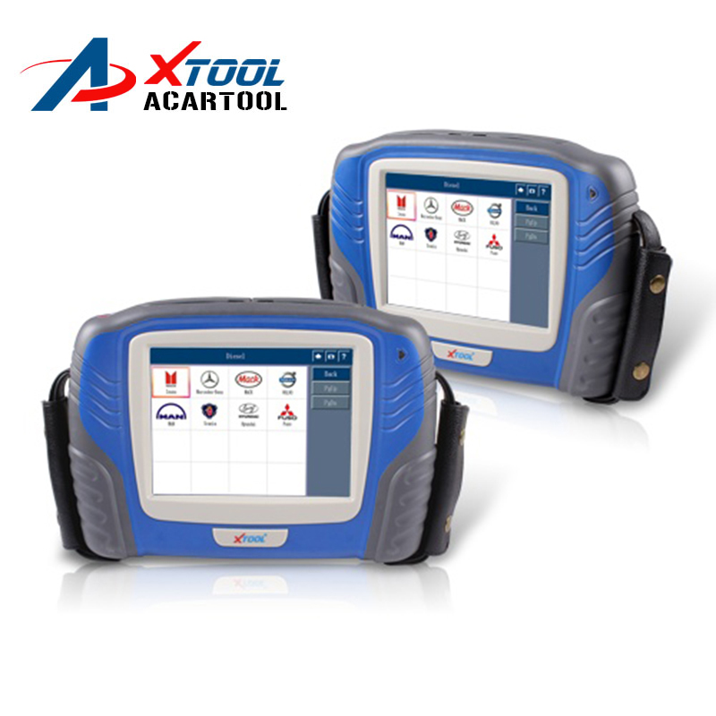 Professional PS2 Heavy duty truck diagnostic tool XTOOL Truck scanner good price ps2 professional - Shenzhen Acartool Auto Electronics Co., Ltd store