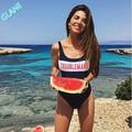 2016 Latest Sexy Lady Swimwear One Piece Swimsuit Monokini Push Up Padded Bikini Bathing