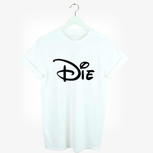 DIE sublimation t shirt 12
