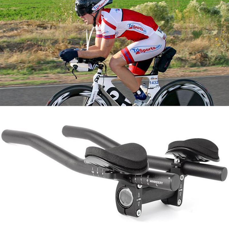 Bike Road Mountain Bike Cycling Race Bicycle MTB Aluminum Alloy Triathlon Handlebar Rest Handle Bar Separated 2pcs Pipe Rest End(China (Mainland))