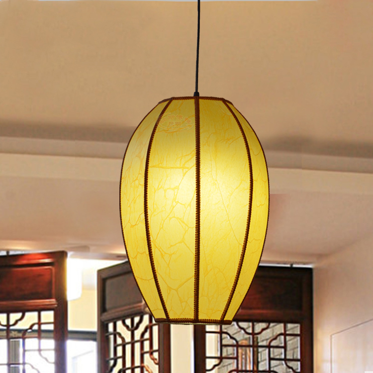 Holiday Celebration Chinese Lantern Lights New Classical Wodden Parchment Pendant Lamp(China (Mainland))