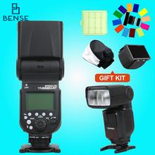 Buy Yongnuo YN-968EX-RT HSS E-TTL Wireless Flash Speedlite Canon Camera 600EX-RT YN-E3-RT YN-600EX-RT for $119.00 in AliExpress store