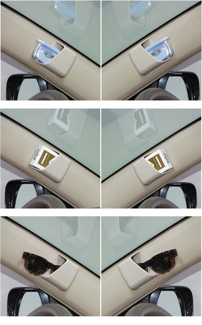 Multi-function paste type vehicle carrying boxes Car OPP Carrying bag trunk organizer car accessories(China (Mainland))