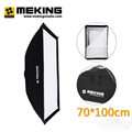 70cm x 100cm 28 x 40 photographic Foldable Softbox Reflector with Bowens Mount for with carrying