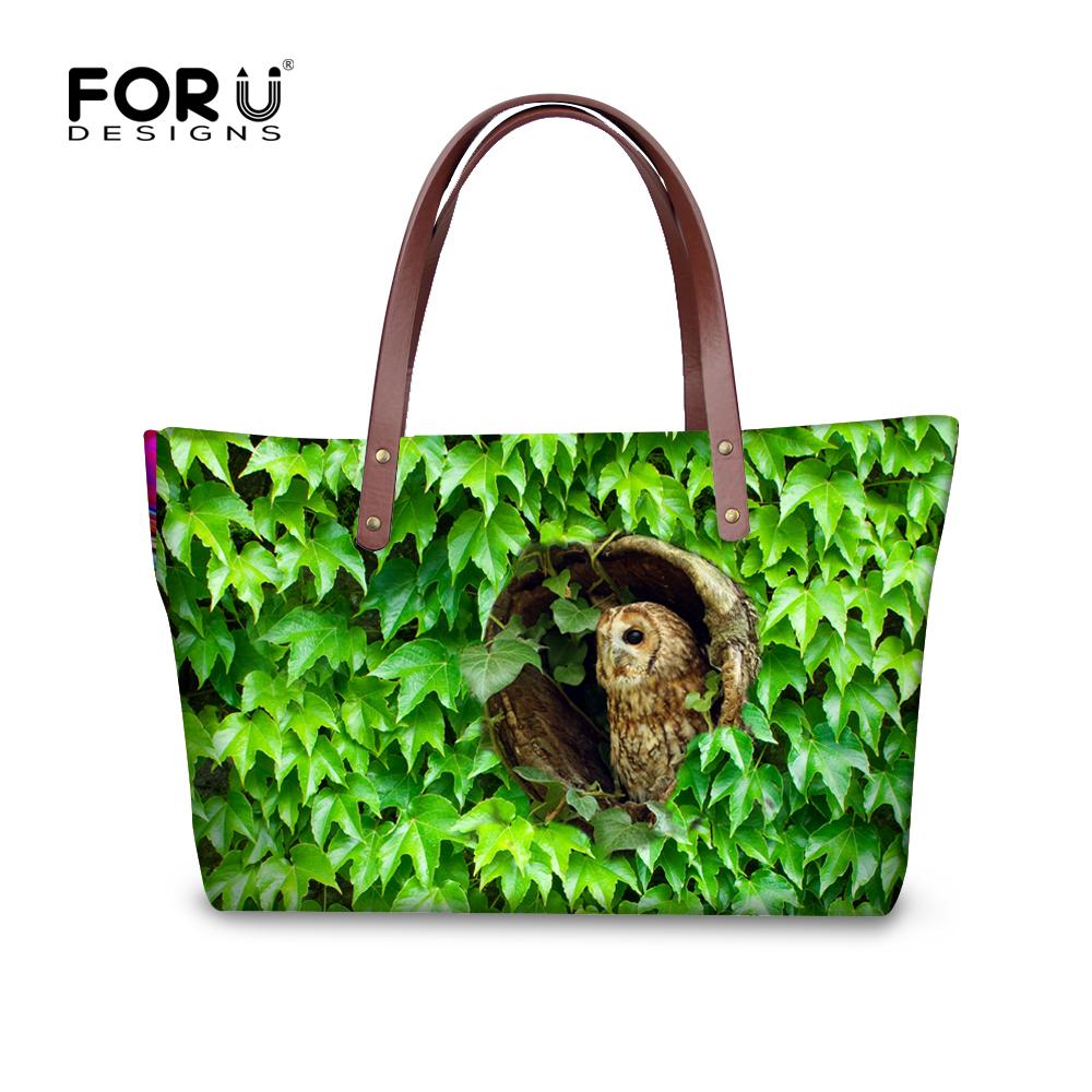Bolsa De Ombro Feminina De Marca : Marca mulheres bolsa satchel sacos de p?ssaro coruja