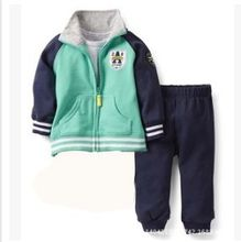 Carters 2015 baby girls boy carters Letter clothing set newborn clothing set baby designers clothes