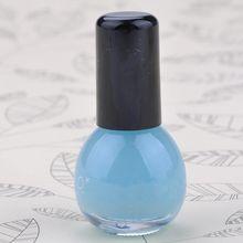 Fashion Glow in Dark Fluoresce Nail Polish Luminous Noctilucent Nail Varnish 12 Colors 8ml Beauty Nail DIY Nail Home MPJ498M1(China (Mainland))