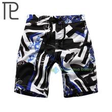 2015 summer style beach swimming short boy swimwear surf brand shorts kids swimsuit boardshorts children polyester geometric(China (Mainland))