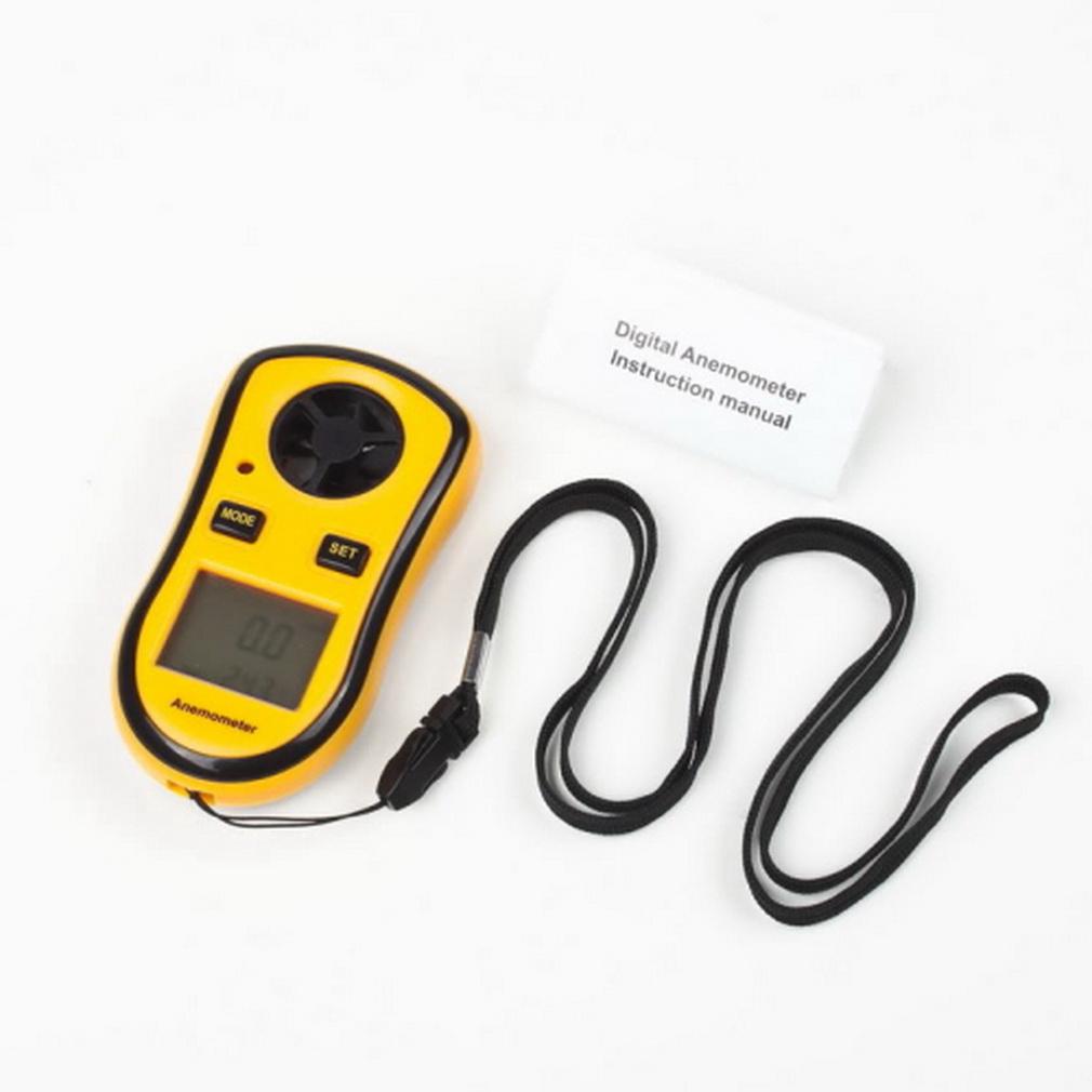 Гаджет  1Set Freeshipping Pocket Anemometer Wind Speed Meter Digital Thermometer,dropshippingPromotion None Инструменты