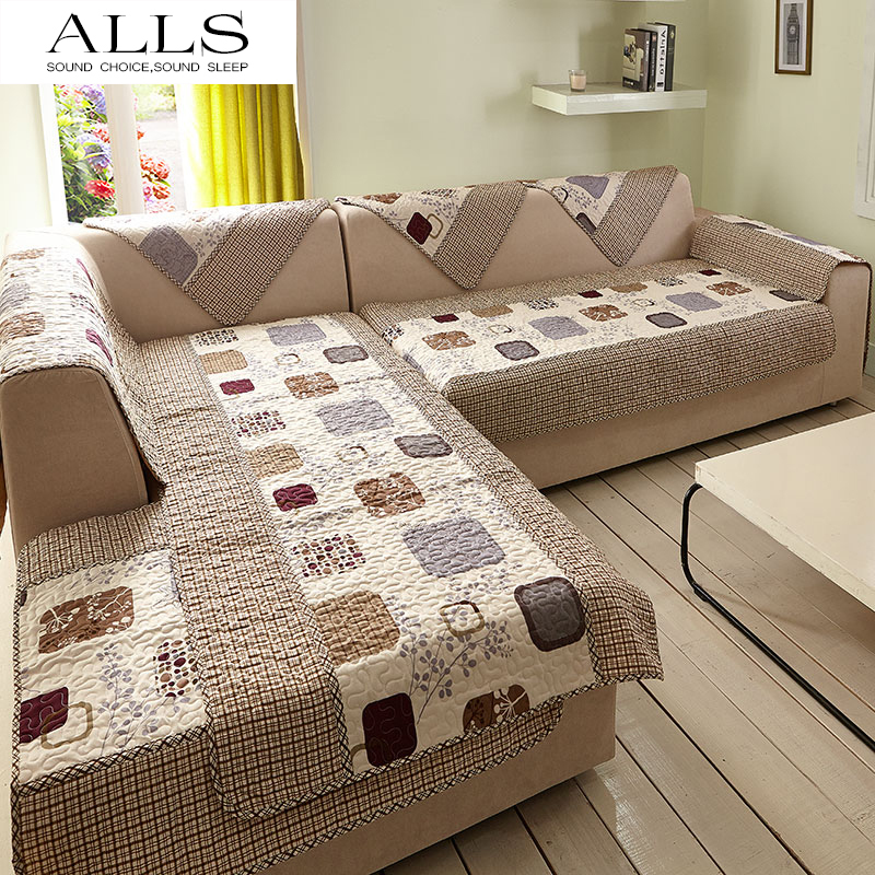 L shaped sofa slipcovers high quality l shaped sofa cover for Sofa seat cushion covers india