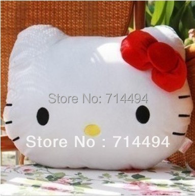 35cm Hello Kitty Plush nap pillow girls love gift for Christmas free shipping<br><br>Aliexpress