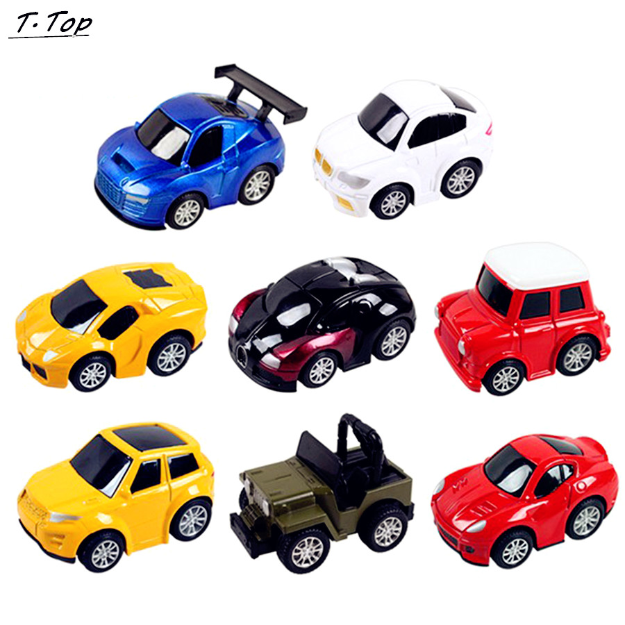 Diecast Multi Kinds Colorful Mini Model Pull Back Educational Alloy Car Model Gift For Kids Funny Toy(China (Mainland))