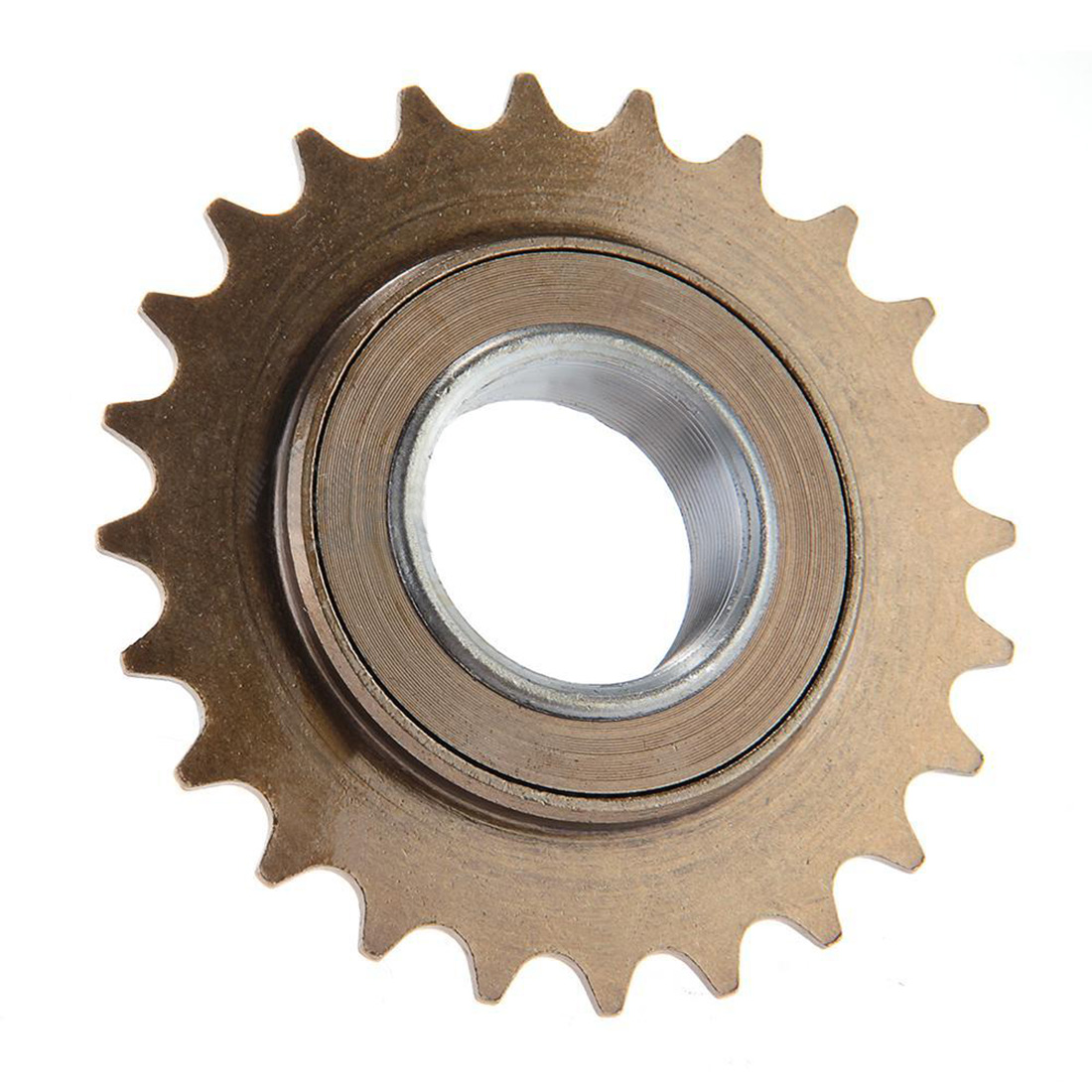 high quality BMX Bike Bicycle cycling 24T Tooth Singlespeed Freewheel Sprocket(China (Mainland))