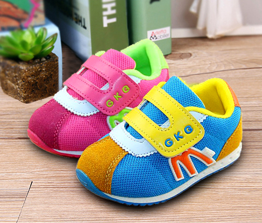 2015 Новые Бренды тапки 13.5-16 см детская обувь Первый Шаг мальчик/Девушка Обувь Infant/Новорожденных обувь детская обувь противоскользящей обувь