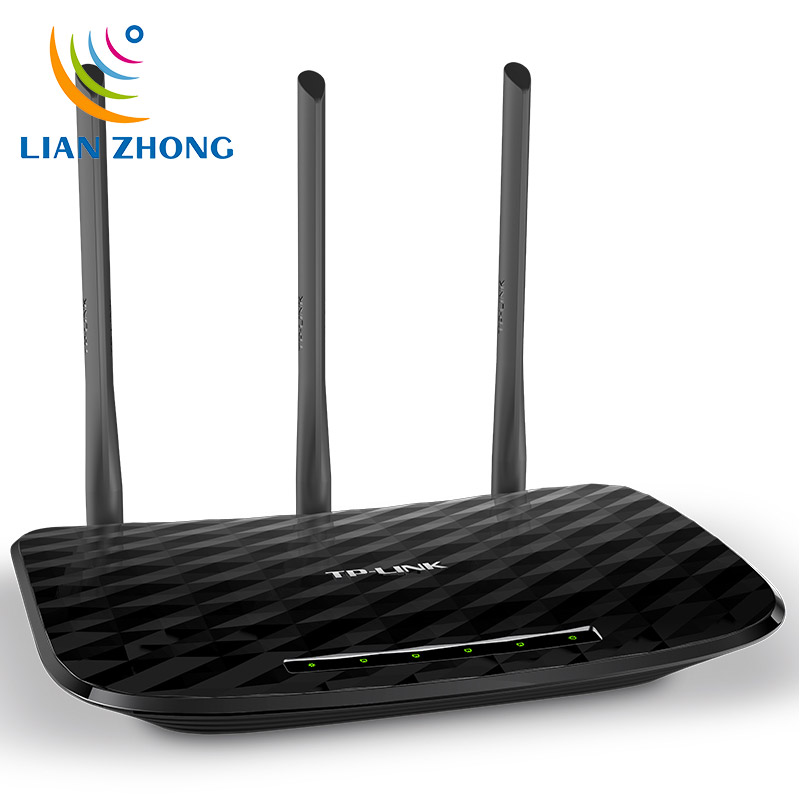 TP-LINK TL-WR881N 450Mbps Wireless Router Roteador Wireless 450Mbps 3 WiFi Antenna Roteador ADSL Networking WiFi Router(China (Mainland))