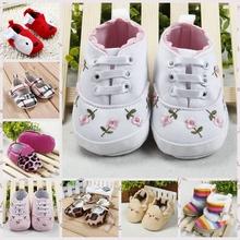 Zapatos de prewalker del bebé bebe sapatos otoño recién nacido niña sneaker mary jane antideslizante primer caminante edad 0-18 meses R4785(China (Mainland))