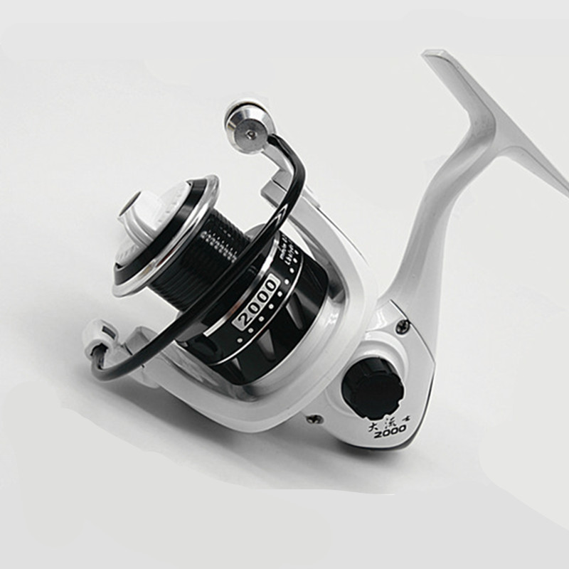 2000 Spinning Fishing Reels 10BB+1 5.0:1 Metal Wire Cup Pesca Carretilha Wheel Molinete Peche Molinete Reel Japan Quality Tackle(China (Mainland))