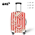 Free Shipping Popcorn Travel Luggage Suitcase Protective Cover Stretch Apply For 18 To 30inch Cases 6