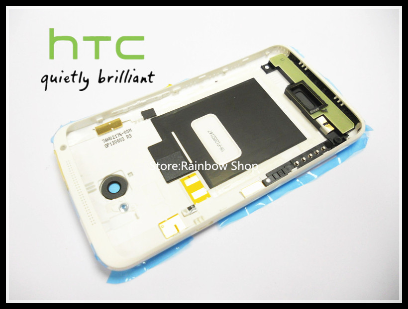 SILVER~Original Battery Back Case Door Cover Housing Replacement for HTC ONE X S720E Free Shipping Refurbished<br><br>Aliexpress